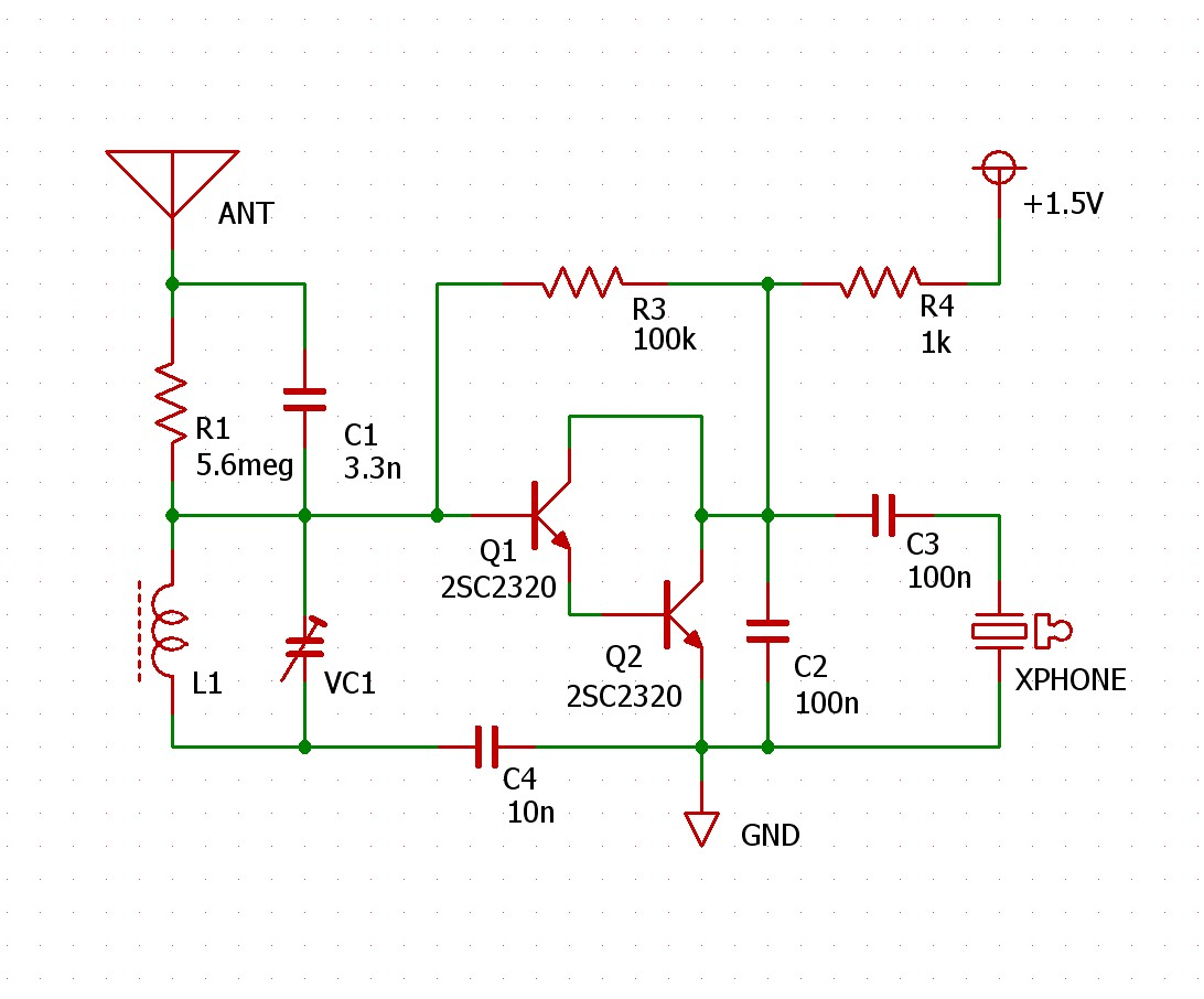 Zn414 Equivalents And Derivates Diagrams Page 2 The Radioboard Complete Radio Set With Mk484 Loudspeaker Source Http Felixorjp Fundamentals Mak 07 Sch